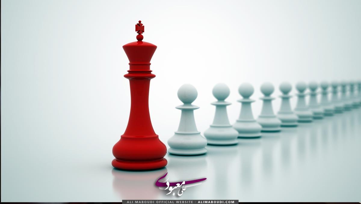 وب سایت رسمی علی معبودی - چطور به عنوان یک رهبر دیدگاهی مشترک در همکارانتان بسازید؟