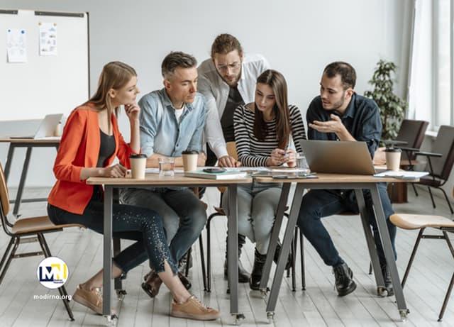 مدیریت ارتباطات در سازمان