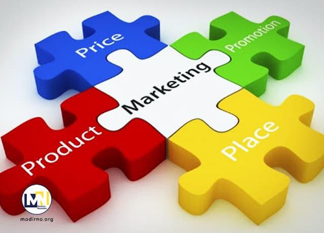 اهمیت 4p آمیخته بازاریابی (marketing mix)