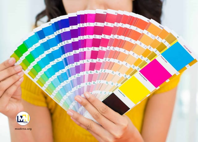 روانشناسی رنگ ها در تبلیغات و برندینگ معنا و مفهوم رنگ ها در تبلیغات و برندینگ